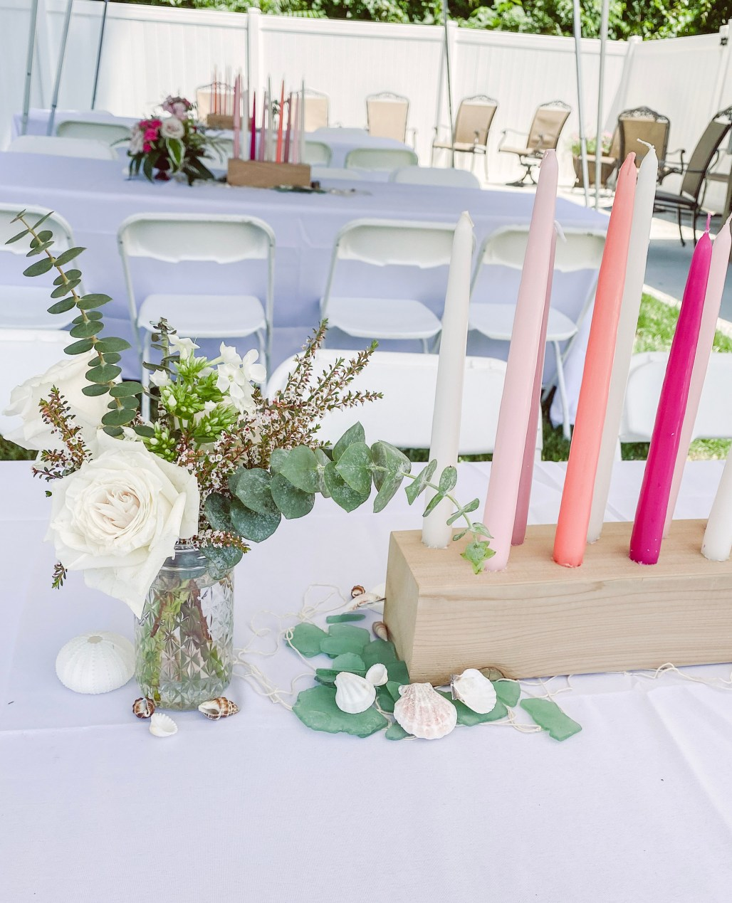 A Modern Floral Under the Sea Birthday | Dreamery Events