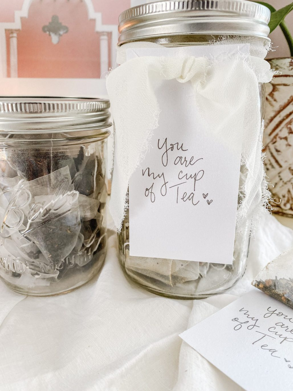 """Whimsical Garden Flowers & Vintage Teas ... a lovely way to say """"I Love You"""" 