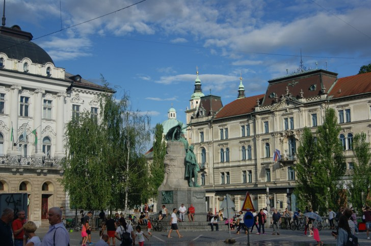 reasons to visit Ljubljana