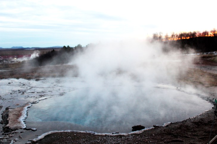 Iceland's Blue Lagoon and Golden circle