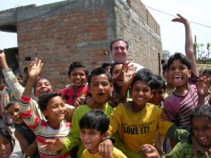 The future green leader of Indore. (Photo credit: Maria Diecidue)