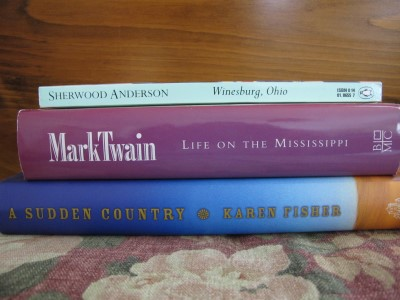 My contribution for book spine haiku, volume 3.