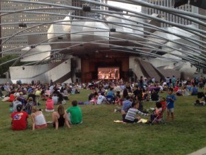 Millennium Park hosts terrific free concerts all summer long.