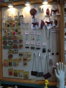 Pinecone+Chickadee's line of jewelry.