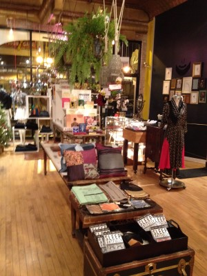 Eskell - a nicely curated shop with warm and friendly staff.