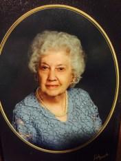 Sirona's grandmother Helene Hurd Nixon.