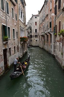 Gondola, gondola!