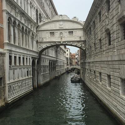 Bridge of Sighs.