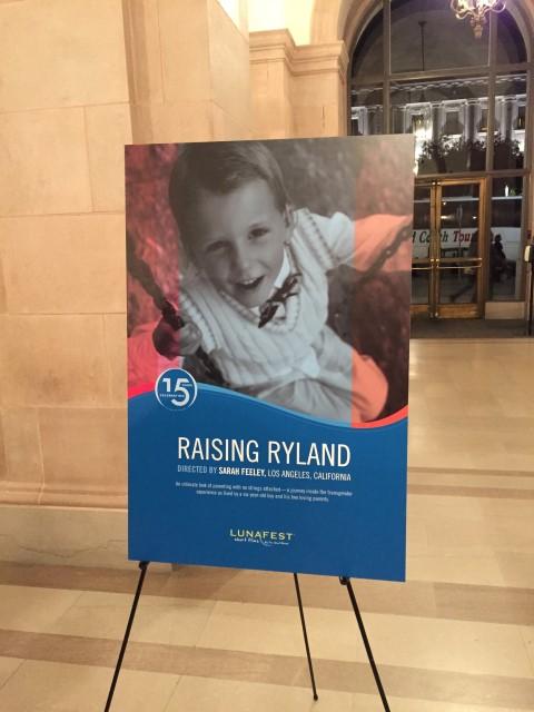 Raising Ryland poster