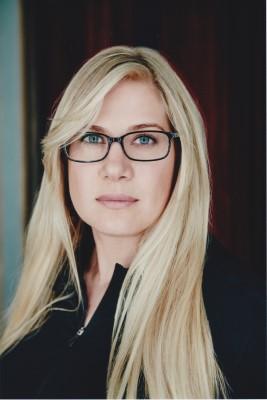 Documentary filmmaker Meg Smaker.
