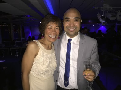 Kudos to Kevin Nadal, who spearheaded the fantastic FANHS 2016 Biennial Conference! Cheers!