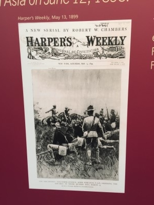 "Harper's Weekly covered the ""insurrection"" of Filipino revolutionaries opposing U.S. colonization."