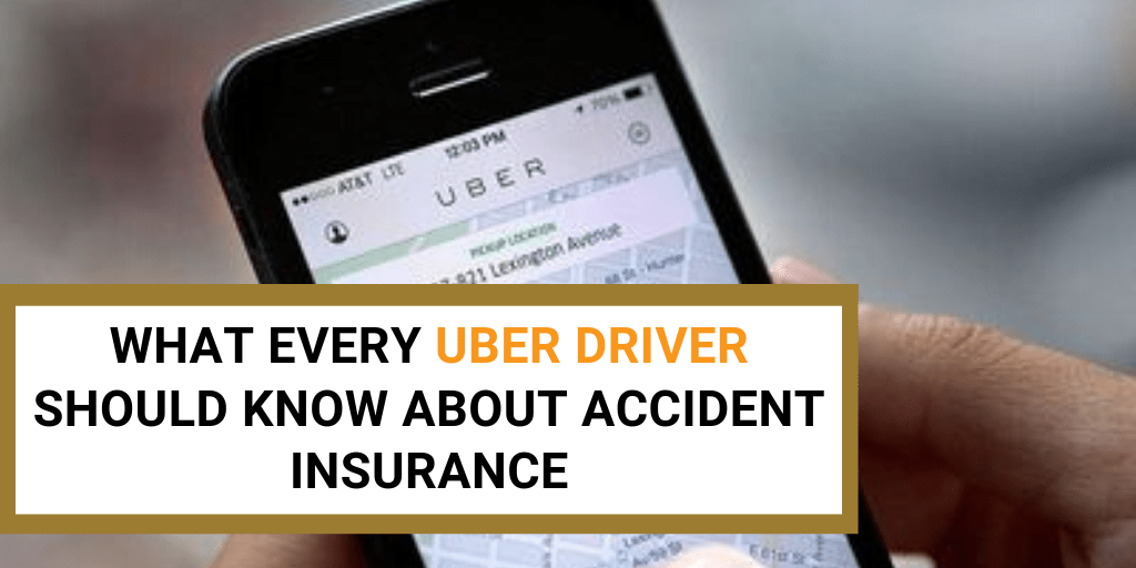uber driver accident insurance