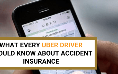 What Every Uber Driver Should Know About Accident Insurance