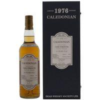 Caledonian 34 Year Old 1976 Dead Whisky Society