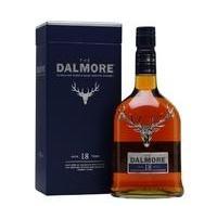 Dalmore 18 Year Old Highland Single Malt Scotch Whisky