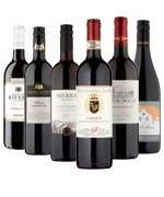 Amazing Autumn Reds Mixed Case - Case of 6