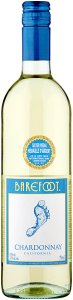 Barefoot Chardonnay 750ml - Case of 6