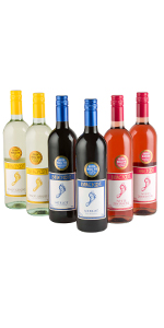 Barefoot Mixed Case - Case of 6
