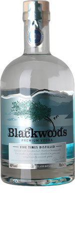 Blackwoods 5XD Vodka 70cl