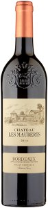 Chateau Les Mauberts Bordeaux 75cl - Case of 6