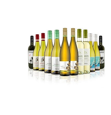 Crisp Aromatic & Refreshing Whites