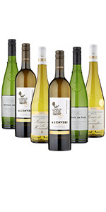 Crisp French Whites Mixed Case - Case of 6