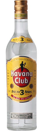Havana Club 3yr Old 70cl