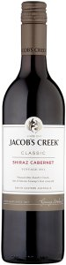 Jacob's Creek Classic Shiraz Cabernet 75cl - Case of 6