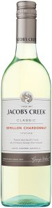 Jacob's Creek Semillon-Chardonnay - Case of 6