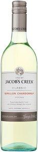 Jacob's Creek Semillon-Chardonnay - Case of 6