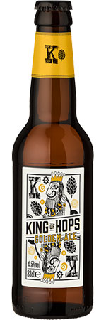 King of Hops Pale Ale 6 x 330ml Bottles