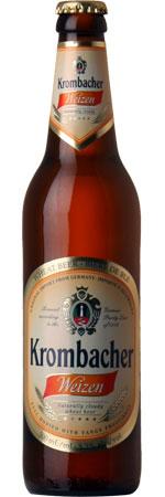 Krombacher Wheat Beer 12 x 500ml Bottles