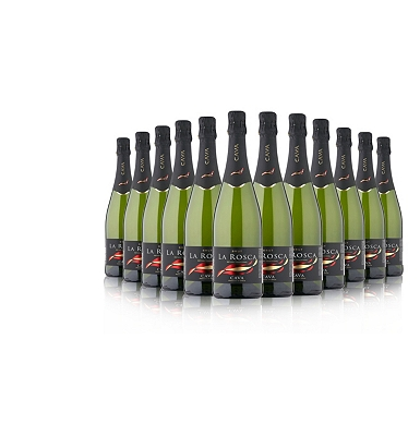 La Rosca Brut Cava Case Of 12