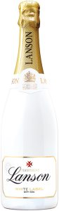 Lanson White Label Champagne - Case of 6