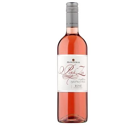 Montgras Pink Zin Rosé