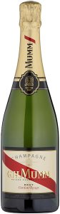 Mumm Cordon Rouge Champagne - Case of 6