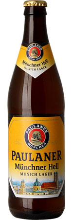 Paulaner Original 12 x 500ml Bottles
