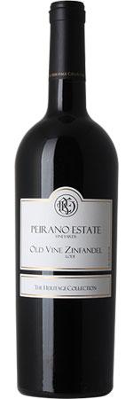Peirano Estate Old Vine Zinfandel 2014