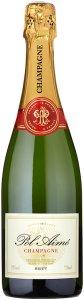 Pol Aimé Champagne Brut Reserve 750ml - Case of 6