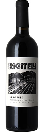 Riccitelli Vineyard Selection Malbec 2014