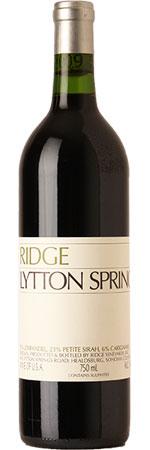 Ridge Lytton Springs 2013