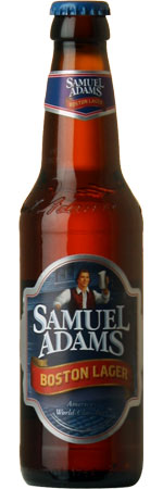 Samuel Adams Boston Lager 24 x 330ml Bottles