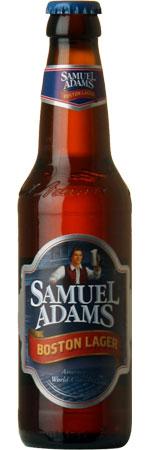Samuel Adams Boston Lager 24 x 330ml Bottles