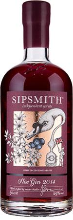 Sipsmith Vintage Sloe Gin 50cl Bottle
