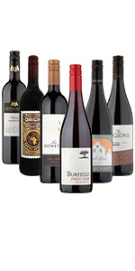 Southern Hemisphere Reds Mixed Case - Case of 12