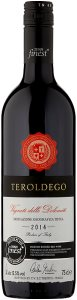 Tesco finest* Teroldego 75cl - Case of 6