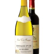 The Classic French Two Bottle Wine Gift 2 x 75cl Bottles