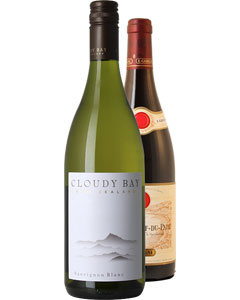 The Iconic Double Two Bottle Wine Gift 2 x 75cl Bottles