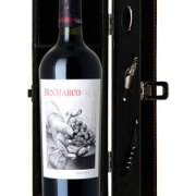 Ben Marco Malbec Single Bottle Wine Gift in Accessories Box